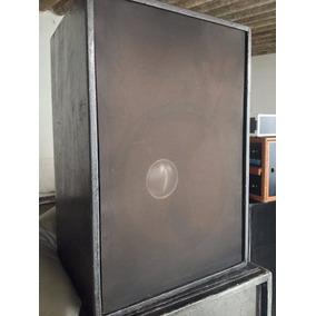 Caixa Acústica Para Pa (caixa De Som)