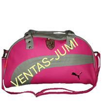 Bolsa Deportiva Puma Ferrari Bmw Colores Mayoreo