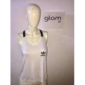 finest selection f3617 b40e3 Blusa Sport, Tirante Resorte, adidas, Gym, Yoga, Zumba.