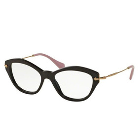 Linda Armação Óculos Da Marca Miu Miu - Óculos no Mercado Livre Brasil 54cff17594