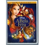 Dvd A Bela E A Fera Duplo - Disney Desenho Original Lacrado