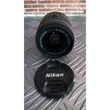 Lente Nikon 18-55mm Dx Af-p F/3.5-5.6g Vr