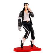 Boneco Michael Jackson - 11 Cm Mod Dangerous
