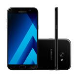 Smartphone Samsung Galaxy A7 2017 64gb Preto