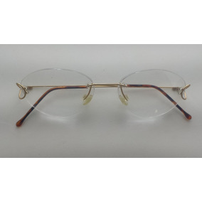 b4fe2d401e1d1 Armação Sem Aro Óculos Balgrif Leve 6615 C2. São Paulo · Armação  oculos  Grau Leve Vintage Balgriff  solegrau 374u