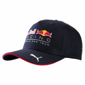 Gorra Puma Red Bull Racing F1 2017 Nueva Original