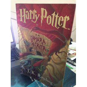 Livro Usado Harry Potter E A Câmara Secreta