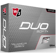 Kaddygolf Pelotas Golf Wilson Duo Soft Mitad Precio Caja12
