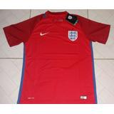Camisa Nike Seleção Da Inglaterra Oficial