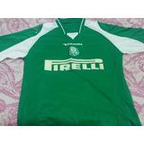 Camisa Palmeiras 2003 N° 9 Tam G