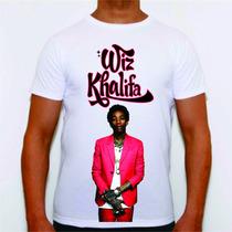 Wiz Khalifa Swag Personalizado Hip Hop Musica Cantor 4:20 Pl