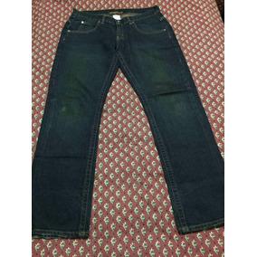 Pantalon Atletica Pumas Jeans Unam 33x32