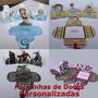 Kit Forminhas Doces Personalizados -peppa,frozen,minnie...