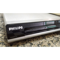 Gravador Dvd Philips 160gb Hdd