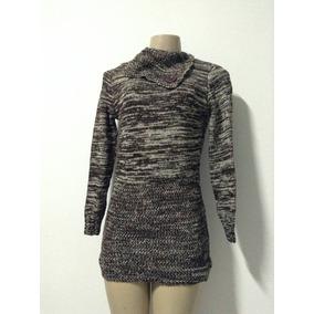Vestido Lã - Tricot