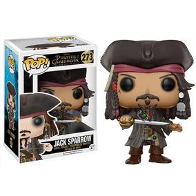 Funko Pop Pirates Of The Caribbean - Jack Sparrow #273