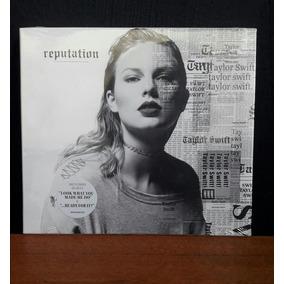 Cd - Taylor Swift - Reputation