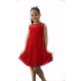 Vestido Renda Juvenil Menina Mocinha Festa Tamanho 10,12,14