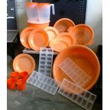 Juego O Set De Cocina Plastico