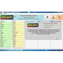Dicatec 3.0.0 Esquema Elétrico Automotivo