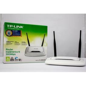 Router Inalámbrico N De 300mbps Tl-wr841nd