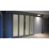 Puertas División De Ambientes Corredizas Sistemas Ducasse