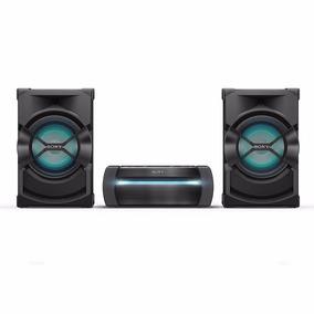 Minicomponente Sony Hcd Shakex10 Karaoke 1700w - Dlectro