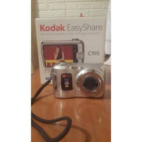 Camara Kodak Nueva Easy Share C195 5x Op Zoom, Lcd 14 Mp
