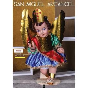 Ropa Niño Dios Miguel Arcangel 15cm Dia Calendaria Tamales