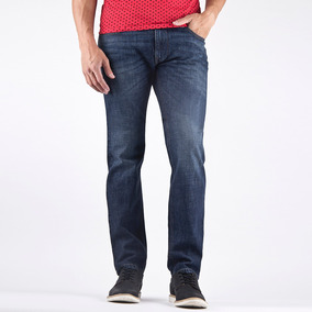 Jeans Silver Plate Crotch 180428