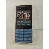 Capa Gel Tpu Transparente Celular Nokia X3-02