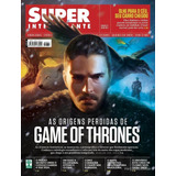Revista Superinteressante Ed. 377 Julho 2017 Game Of Thrones