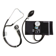Kit Esfigmomanômetro + Estetoscopio Rappaport Pa Med Cores