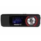 Reproductor Mp3 4gb Usb Fm Doble Audifono Grabador De Voz Ec