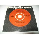 Cd Promo Polygram Timbalada - Maré Mansa* Excelente Estado