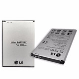 Bateria Lg Optimus G3 Bl-53yh 3000 Mah D850 D855/garantizada