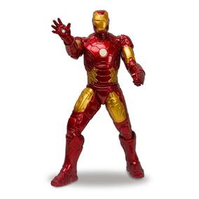 Boneco Avengers Homem De Ferro Revolution 50 Cm - Mimo