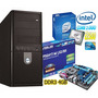 Cpu Computador 4gb Hd 500gb Core 2 Duo, Placa Asus P5g41t-ml