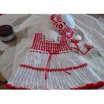 Vestidos Para Bebe Tejido (crochet)