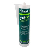 Silicone Silastic 732 Rtv Dow Corning 300ml - Incolor