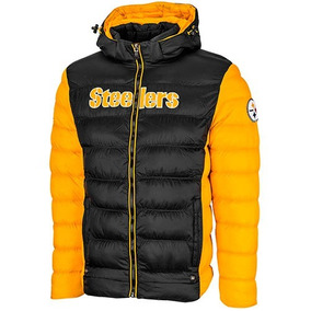 Chamarra Nfl Pittsburgh Steelers 317424 Negro Caballero Oi ce7dfdef4ad