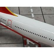 Miniatura Phoenix 1:400 Tam Airbus A340-500 Defeito Bolhas