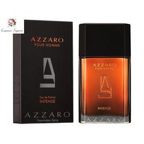 Azzaro Intense E.d.p. Pour Homme Masc.50ml-original-lacrado