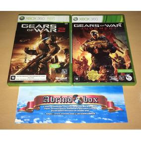 Gears Of War 2 + Gears Of War Judgement - Xbox 360