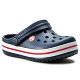 Sandalia Crocs Infantil Crocband Navy 10998