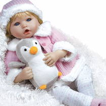 Boneca Reborn Paradise Galleries Real Life Penguin Baby