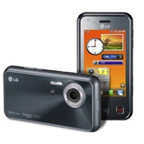 Lg Renoir Kc910 Semi Novo 3g Wifi Gps Cam 8.0 Desb