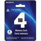 Tarjeta De Memoria Playstation Vita De 4gb