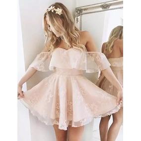 Vestido Noiva Curto Casamento Civil Debutante Pronta Entrega