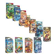 Cartas Pokémon Deck Todas Coleções 60 Cards Tcg Baralhos
